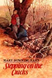 Front cover for the book Stepping on the Cracks by Mary Downing Hahn