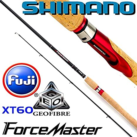 Shimano Force Master BX Spinning 270 L 2,70 m WFG 3 – 14 G Peso ...