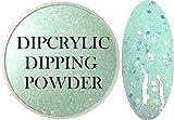 SHEBA NAILS Dipcrylic Dip Dipping Powder Unicorn Poop TINK - 1oz Jar