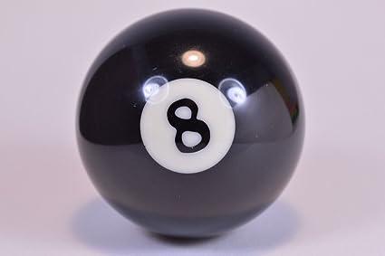 # 8 Billiard Pool Ball Replacement EIGHT BALL Standard Regular Size 2 1//4/'/' #J