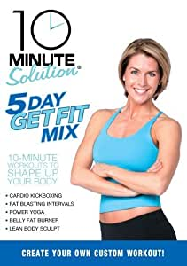 10 Ms: 5 Day Get Fit Mix