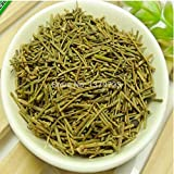 CHIY-GBC Ltd Chinese tasty snack, tea ceremony Pure Raw Natural Ephedra Sinica Tea Ma Huang Herbal Tea Chinese ephedra Ma Huang Anti-cough Fating Aging Asthma Healthy Tea Food