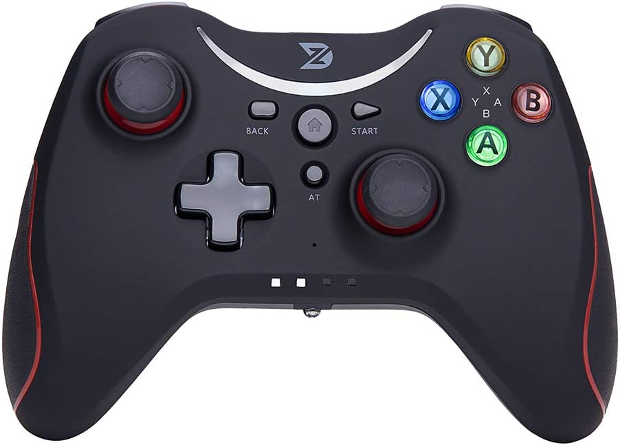 ZD-T+ [Bluetooth] pro Wireless Gaming Controller for Nintendo Switch,Lapto/PC(Win7-Win10),Android Smartphone Tablet VR TV Box (for PC & Switch)