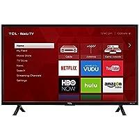 TCL 43 Class (43.0 Diag.) 1080p Roku LED LCD TV 43S303