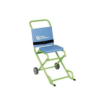 Ayudas dinamicas - Silla para evacuaciones ambulance chair: Amazon.es: Salud y cuidado personal