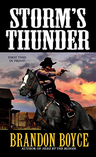 book cover of Storm\'s Thunder