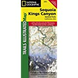 Sequoia/Kings Canyon National Park Trails Illustrated National Parks (Trails Illustrated Maps)