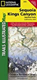 Search : Sequoia and Kings Canyon National Parks (National Geographic Trails Illustrated Map)