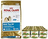 Royal Canin Breed Health Nutrition Adult Shih Tzu Bundle