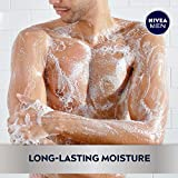 NIVEA Men Maximum Hydration 3 in 1 Body Wash 16.9