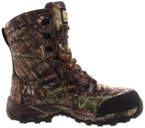 Irish Setter Mens 3859 Shadow Trek Waterproof 800 Gram 9 Big Game Boot Mossy Oak Break-up Camouflage CR9TpWB