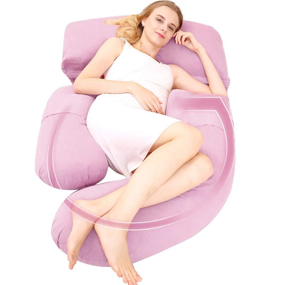 U Mutterschaft Taille Zurueck Kissen Schwangerschaft Koerper Kissen Schwangere Stillkissen Seitenschlaefer Kissen 1#