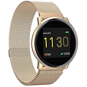 Amazon.com: Zuoli Smart Watch Fitness Tracker with Heart ...