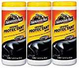 Automotive : Armor All Wipes Car Interior Wipes,Original Protectant Wipes,25 Wipes (3 Pack)