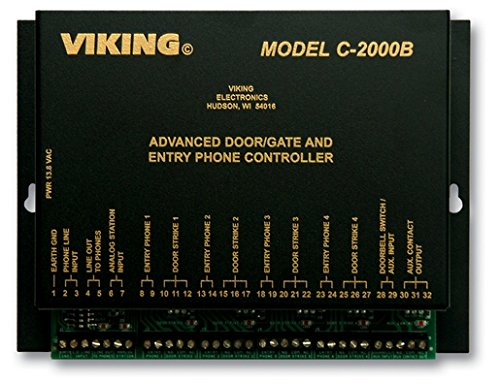 (Viking C-2000B Door Entry Controller)