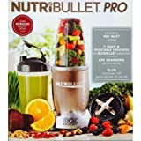 Kitchen & Housewares : Magic Bullet Nutribullet Pro 900 Blender/Mixer (15 Piece Set)
