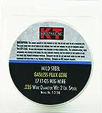 K-T Industries 0.035 Flux Core Mig Wire, 2-pound