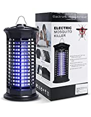 Eesyy Electric Mosquito Killer, Powerful Insect Killer, Mosquito Zappers, Mosquito Trap with Electronic UV Lamp for Home, Bedroom, Kitchen, Office