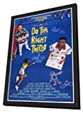 Do the Right Thing - 27 x 40 Framed Movie Poster