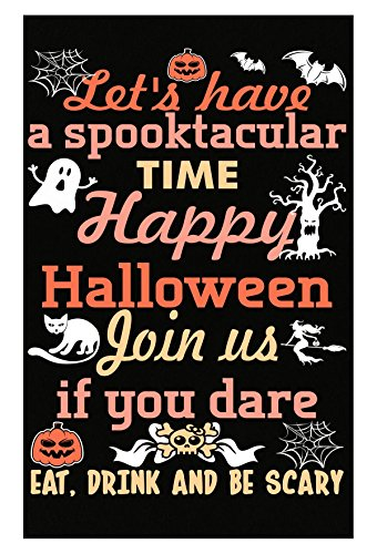AttireOutfit Lets Have A Spooktacular Time Happy Halloween - Poster -
