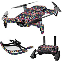 MightySkins Skin for DJI Mavic Air Drone - Bold Tile | Max Combo Protective, Durable, and Unique Vinyl Decal wrap cover | Easy To Apply, Remove, and Change Styles | Made in the USA