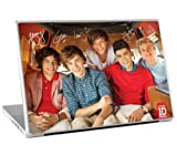 Zing Revolution One Direction Premium Vinyl Adhesive Skin for 15-Inch Laptops, 1D Boys Image (MS-1D10011)