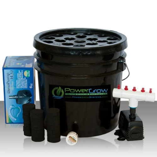 PowerGrow Systems Deluxe 21 Site Bucket Cloner - Plant Cloning &...