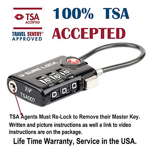 Buy tsa approved locks