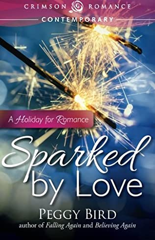 book cover of Sparked By Love