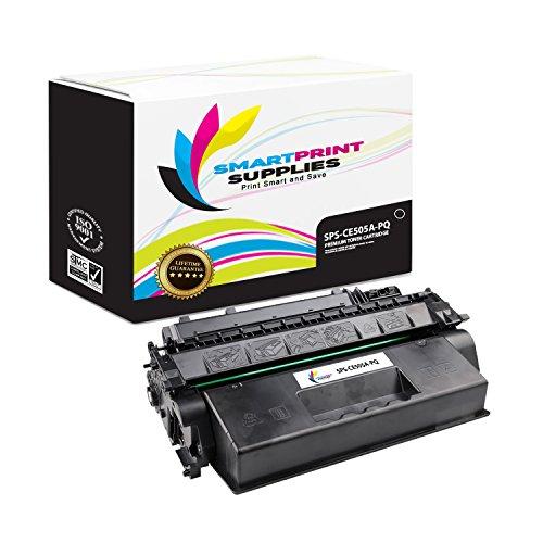 Smart Print 2300 (Smart Print Supplies 05A CE505A Premium Black Compatible Toner Cartridge Replacement for HP Laserjet P2030 P2050 Series Laser Printers (2,300 Pages))
