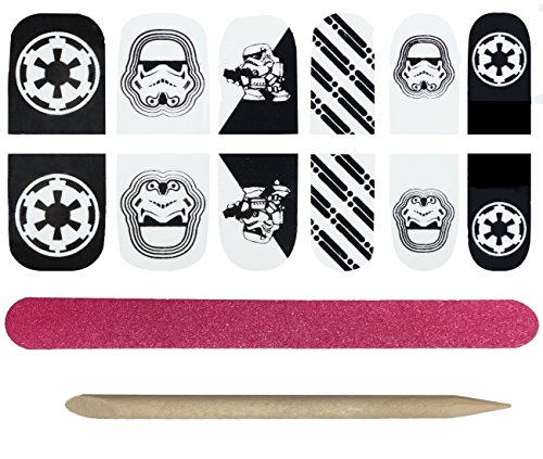 Rubie's Adult Star Wars Stormtrooper Nail