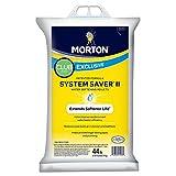 water softener salt - Morton Salt System Saver II Club Bag - 44 lb. (pack of 2)