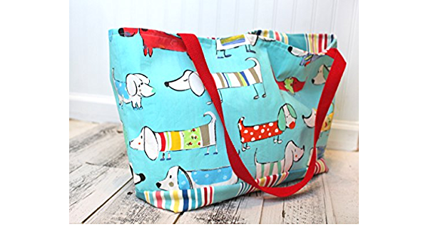 Handbags Shoulder Bag for Gym Travel Picnic Beach Stylish Sausage Hot Dog Women/'s Tote Bag