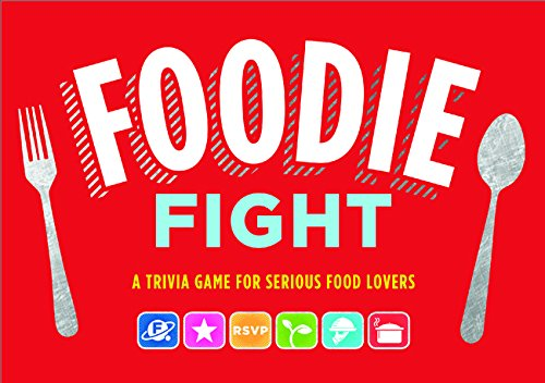 Foodie Fight Revised: A Trivia Game for Serious Food Lovers - http://coolthings.us