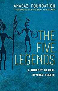 Win A Free The Five Legends: A Journey to Heal Divided Hearts