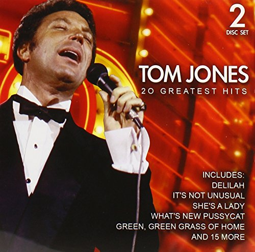 Tom Jones: 20 Greatest Hits by Tgg Direct