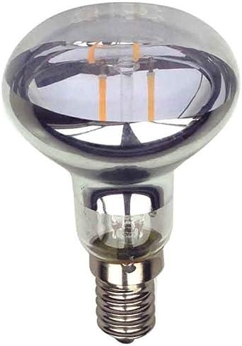 LED E14 R50 2 Watt Bombilla Foco 3000 K (Pack OF 10): Amazon.es: Iluminación