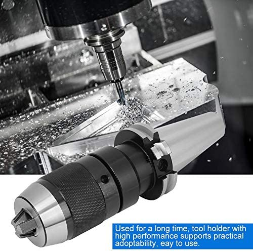 High Speed Steel Tool Holder Antirust Collet Chuck Accuracy Lathe Accessory Germany Standard SK40-APU16-100