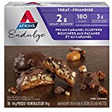 Atkins Endulge Treats, Pecan Caramel Clusters, 1g Sugar, 10 Count