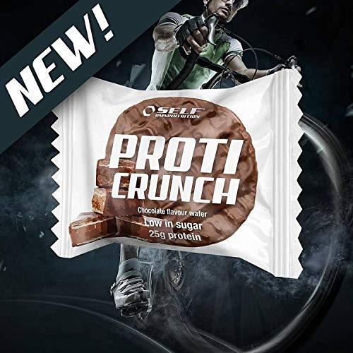 Self Proti CRUNCH 60g mit 25g Protein, 12er Pack