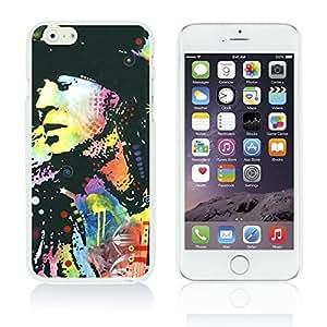 OnlineBestDigitalTM - Celebrity Star Hard Back Case for Apple iPhone 6 Plus (5.5 inch) Smartphone - Stephen Ray Vaughan