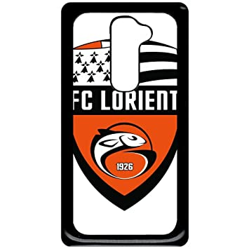 Carcasa LG G2 Escudo Club FC Lorient Simple: Amazon.es ...