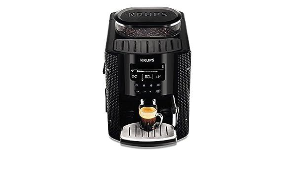Krups EA815070 - Cafetera automática 15 bares de presión ...
