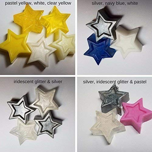 25 Twinkle Little Star Soap Baby Shower Favors - Custom Made Soaps Gender Reveal Party 51veq9XGbHL