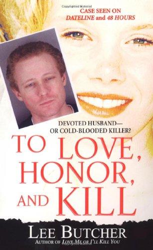 Download To Love, Honor, and Kill pdf epub