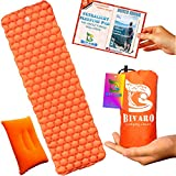 Best Lightweight Sleeping Pads - Bivaro Ultralight Sleeping Pad Complete Bundle + Lightweight Review