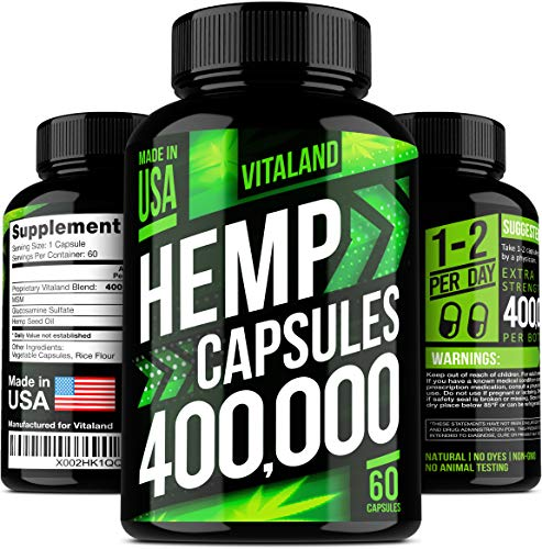 Hemp-Oil-Capsules-400000-Efficient-Pain-Stress-Anxiety-Relief-100-Premium-Hemp-Oil-Anti-Inflammatory-Sleep-Mood-Support-Omega-3-6-9