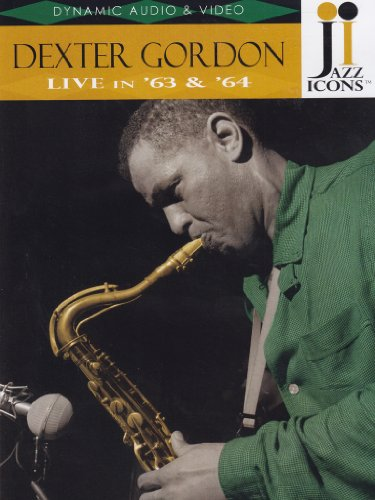 Jazz Icons: Dexter Gordon Live in '63 & - Point Icon