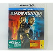 Blade Runner 2049 (2D+3D) (Region Free Blu-Ray) (Hong Kong Version / Chinese subtitled) 銀翼殺手2049