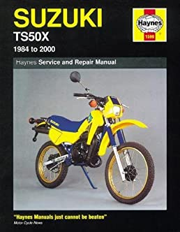 suzuki ts50x 1983 1999 (haynes service and repair manual series Free ATV Wiring Diagrams